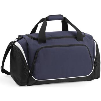 Taschen Sporttaschen Quadra QS270 Marineblau/Schwarz/Weiß