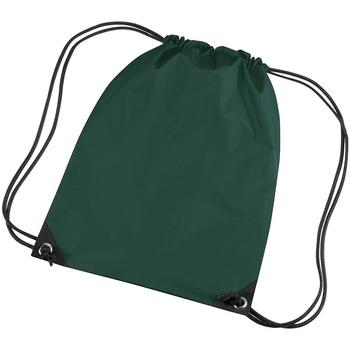 Taschen Kinder Sporttaschen Bagbase BG10 Flaschengrün