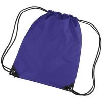 Taschen Kinder Sporttaschen Bagbase BG10 Violett