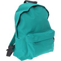 Taschen Rucksäcke Bagbase BG125 Smaragd/Grau