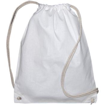 Taschen Kinder Sporttaschen Bags By Jassz 60257 Weiß