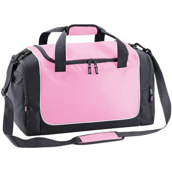 Taschen Sporttaschen Quadra QS77 Pink/Graphit/Weiß