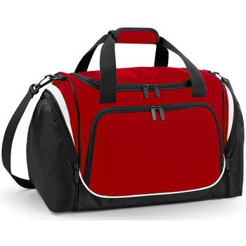 Taschen Sporttaschen Quadra QS277 Rot/Schwarz/Weiß