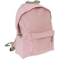 Taschen Rucksäcke Bagbase BG125J Pink/Hellgrau