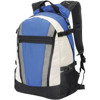 Taschen Rucksäcke Shugon SH1295 Königsblau/Grauweiß