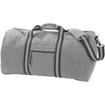 Taschen Reisetasche Quadra QD613 Vintage Hellgrau