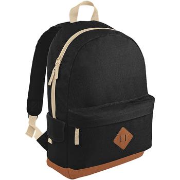 Taschen Rucksäcke Bagbase BG825 Schwarz