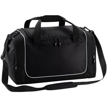Taschen Sporttaschen Quadra QS77 Schwarz/Hellgrau