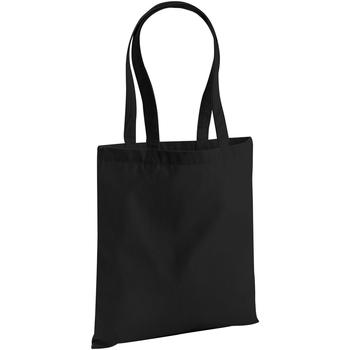Taschen Damen Shopper / Einkaufstasche Westford Mill W801 Schwarz