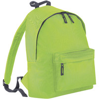 Taschen Rucksäcke Bagbase BG125 Limette/Grau