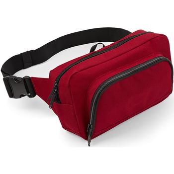 Taschen Herren Hüfttasche Bagbase BG053 Rot