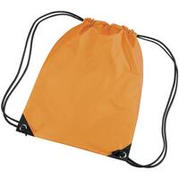 Taschen Kinder Sporttaschen Bagbase BG10 Neon Orange