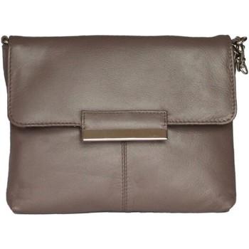 Taschen Damen Umhängetaschen Eastern Counties Leather  Taupe
