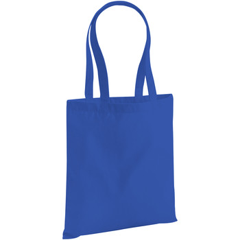 Taschen Shopper / Einkaufstasche Westford Mill W801 Königsblau