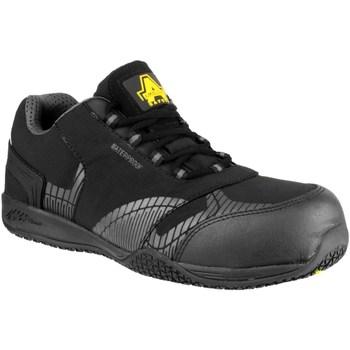 Schuhe Herren Sicherheitsschuh Amblers  Schwarz