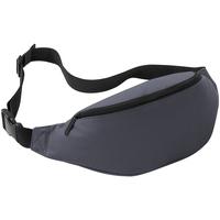 Taschen Hüfttasche Bagbase BG42 Graphit