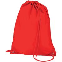 Taschen Kinder Sporttaschen Quadra QD17 Hellrot
