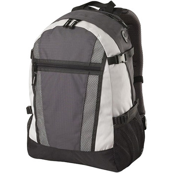 Taschen Rucksäcke Shugon SH1295 Dunkelgrau/Weißgrau