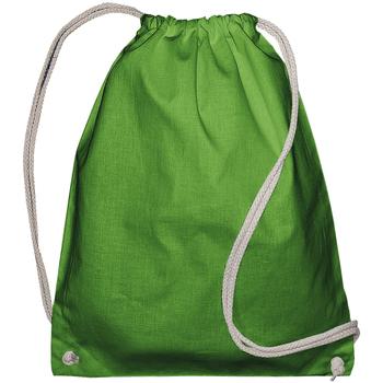 Taschen Kinder Sporttaschen Bags By Jassz 60257 Hell Grün