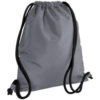 Taschen Kinder Sporttaschen Bagbase BG110 Graphitgrau /Schwarz