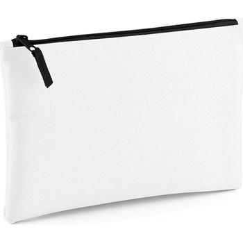 Taschen Geldtasche / Handtasche Bagbase BG38 Weiß/Schwarz