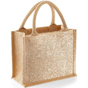 Taschen Shopper / Einkaufstasche Westford Mill W431 Goldfarben