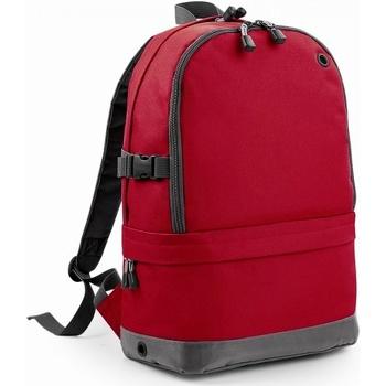 Taschen Rucksäcke Bagbase  Rot