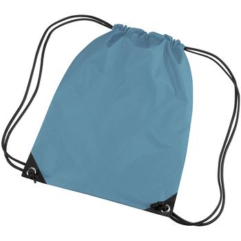 Taschen Kinder Sporttaschen Bagbase BG10 Ozean Blau