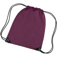 Taschen Kinder Sporttaschen Bagbase BG10 Burgunder