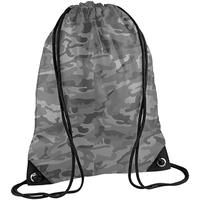 Taschen Kinder Sporttaschen Bagbase BG10 Arctic Camouflage