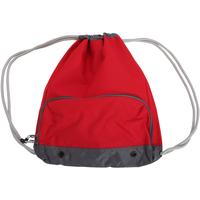 Taschen Kinder Sporttaschen Bagbase BG542 Rot