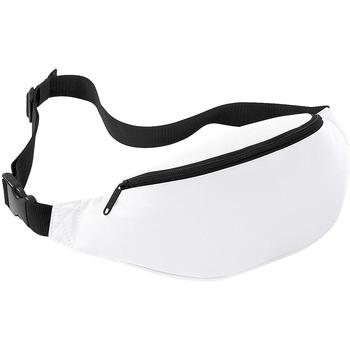 Taschen Hüfttasche Bagbase BG42 Weiß