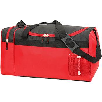 Taschen Sporttaschen Shugon SH2450 Rot/Schwarz
