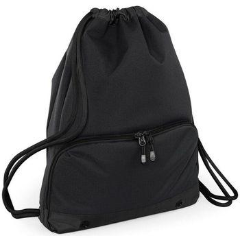 Taschen Kinder Sporttaschen Bagbase BG542 Schwarz/Schwarz