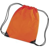Taschen Kinder Sporttaschen Bagbase BG10 Orange