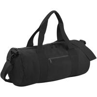 Taschen Reisetasche Bagbase BG140 Schwarz/Schwarz