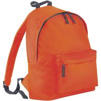 Taschen Rucksäcke Bagbase BG125 Orange/Grau