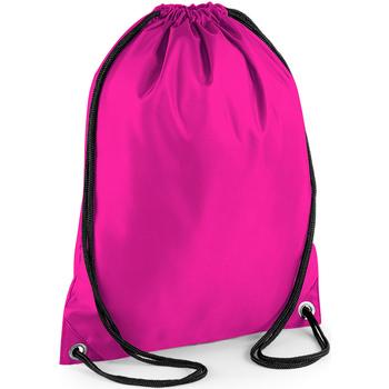 Taschen Kinder Sporttaschen Bagbase BG5 Fuchsia