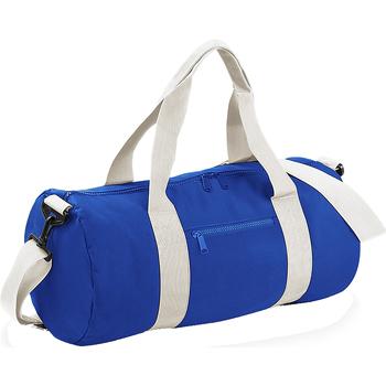 Taschen Reisetasche Bagbase BG140 Royal/Naturweiß