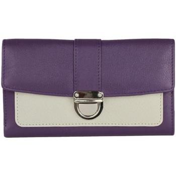 Taschen Damen Portemonnaie Eastern Counties Leather  Violett