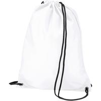 Taschen Kinder Sporttaschen Bagbase BG5 Weiß