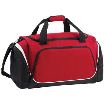 Taschen Sporttaschen Quadra QS270 Rot/Schwarz/Weiß