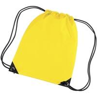 Taschen Kinder Sporttaschen Bagbase BG10 Gelb