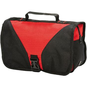 Taschen Hartschalenkoffer Shugon SH4476 Rot/Schwarz
