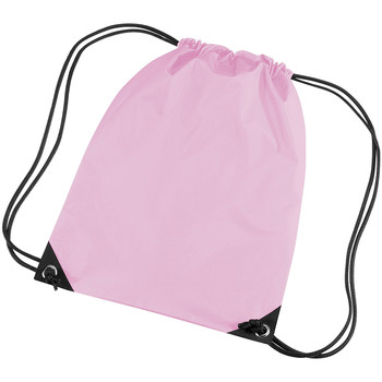 Taschen Kinder Sporttaschen Bagbase BG10 Pink