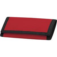 Taschen Portemonnaie Bagbase BG40 Rot