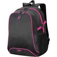 Taschen Rucksäcke Shugon SH7677 Schwarz/Pink