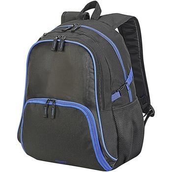 Taschen Rucksäcke Shugon SH7699 Schwarz/Königsblau