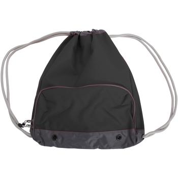 Taschen Kinder Sporttaschen Bagbase BG542 Schwarz
