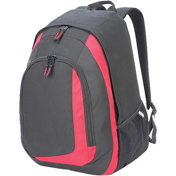 Taschen Rucksäcke Shugon SH7241 Schwarz/Rot
